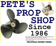 Propellers and PWC Impellers