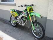 2006 Kawasaki KX250f