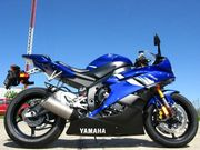 2006  YAMAHA  YZF-R6   BLUE  LIKE A NEW