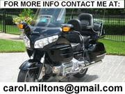 2006 GoldWing Honda GL1800