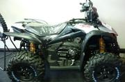 2011 TGB Target 550 IRS 2/4X4 Fully Road Legal Quad Bike