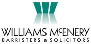 Williams McEnery - Leading Ottawa Lawyers