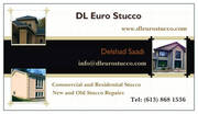 Dl Euro Stucco Free Estimate