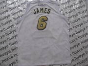 NBA James jerseys