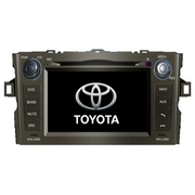 Pino Intelligent Toyota Navigation System car DVD Player