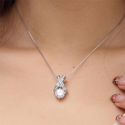 Great Offer!!! Crystal Pendant Necklace $19 for a Austrian Crystal Pen