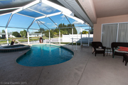 MOVE TO SW FLORIDA NOW! Beautiful 4bd/2ba Pool/Spa Home on Freshwater