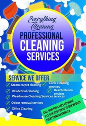Cleaning Services in Ottawa