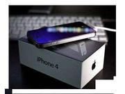 Original,  Authentic,  Brand New Apple iPhone 4G 32GB Unlocked + 1 Year