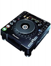Pionner CDJ-2000 2X & 1x DJM 800 Digital Mixer With Free DJ Headphone